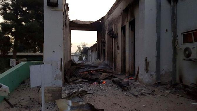 Doctors Without Borders Calls for Independent Probe Into Deadly Kunduz Hospital Air Strike