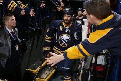 Mike Weber says Sabres fans cheering loss to Coyotes is 'a whole new low'