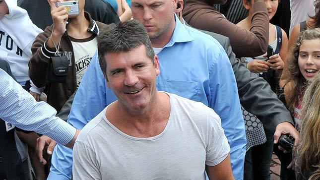 Cowell Simon AI Auditions