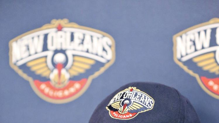 NBA: New Orleans Hornets-Press Conference