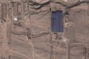 Mysterious Structures in China Desert Are Likely Factories