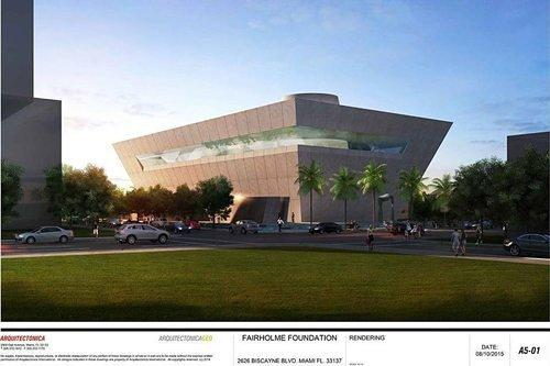 Unarrested Development: City of Miami Finally Gets Off its Tuchus, Approves Bruce Berkowitz's Fairholme Capital Art Museum
