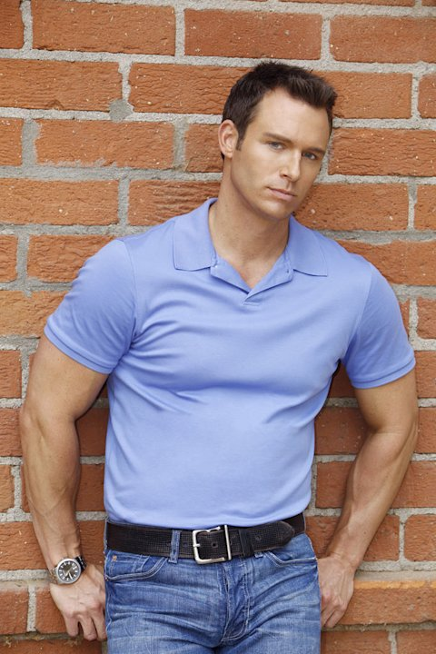 Eric Martsolf stars as Brady Black on &quot;Days of Our Lives.&quot; 