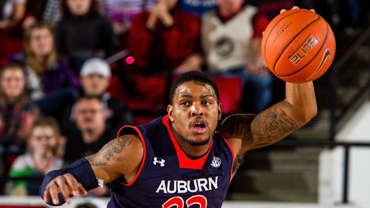 NCAA Basketball: Auburn at Georgia