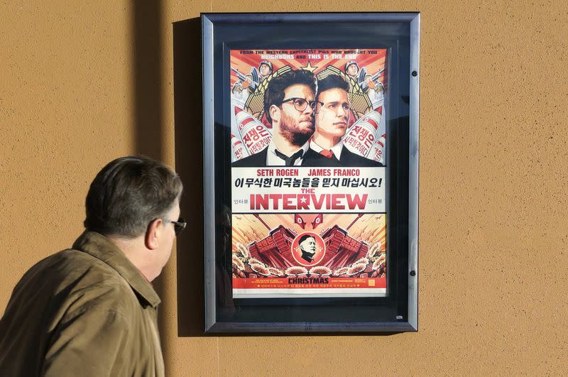 YouTube, Web channels show Sony's 'The Interview' a day before theaters