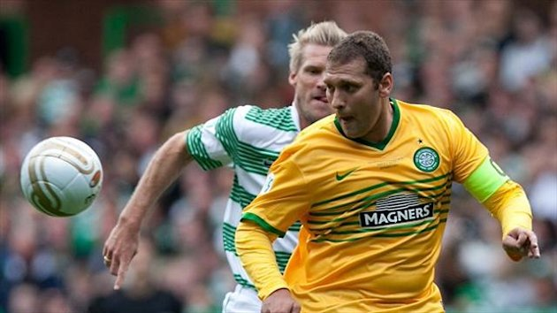 Stiliyan Petrov's charity match at Parkhead was watched by nearly 60,000 fans