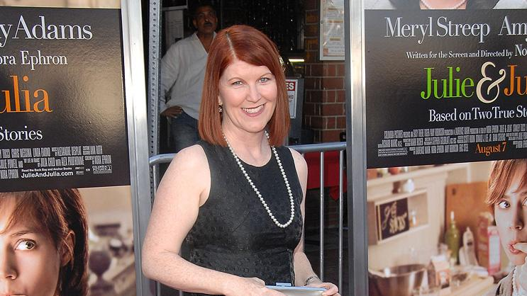 Julie and Julia LA Premiere 2009 Kate Flannery