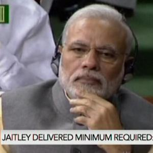 Modi's Budget Isn't Game Changer Investors Wanted: Iley