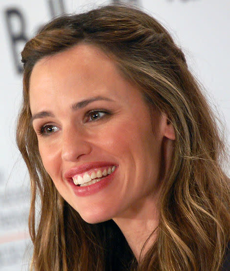 Jennifer Garner welcomed a new daughter!
