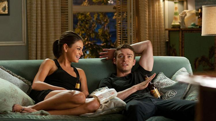 Friends With Benefits 2011 Columbia Pictures Mila Kunis Justin Timberlake
