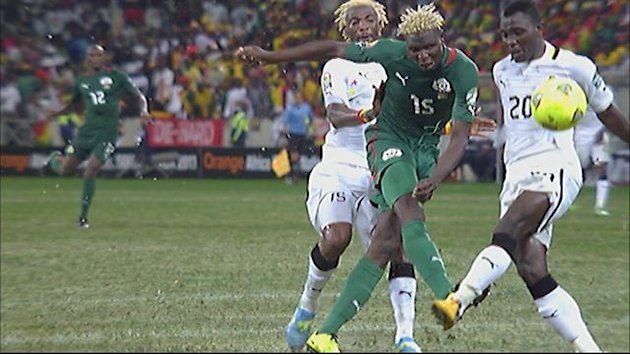 African Cup of Nations - Referee banned after controversial semi-final