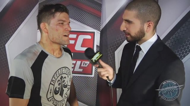 Josh Thomson thinks speed was the difference, helping him become the first to finish Nate Diaz in the UFC