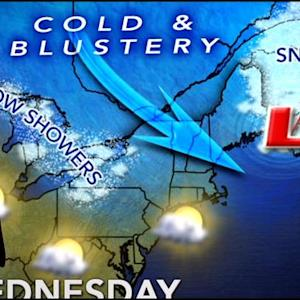 KDKA-TV Afternoon Forecast (12/17)