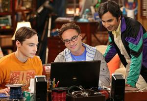 Jim Parsons, Johnny Galecki, Kunal Nayyar | Photo Credits: Michael Yarish/Warner Bros./CBS