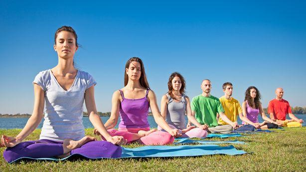 A Meditation on the Clothes We Wear to Meditate