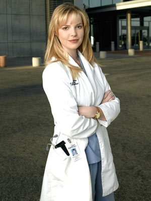 Katherine Heigl ABC's Grey's Anatomy
