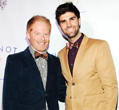 Jesse Tyler Ferguson Reveals Wedding Details With Justin Mikita
