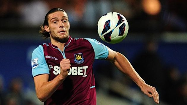 Andy Carroll, West Ham (PA Sport)