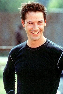 Keanu Reeves as Conor O'Neil in Paramount's Hardball