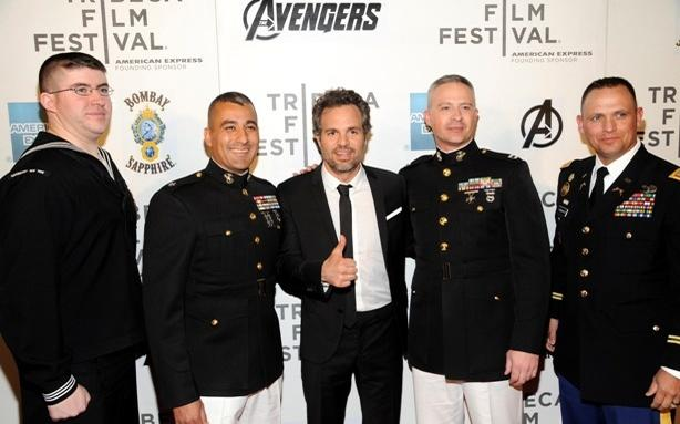The Pentagon Can't Believe 'The Avengers'