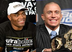 Should Georges St-Pierre Win at UFC 154, Dana White Targeting May for Anderson Silva vs. GSP