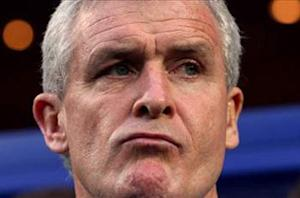 Hughes shows interest in pending Everton coaching vacancy