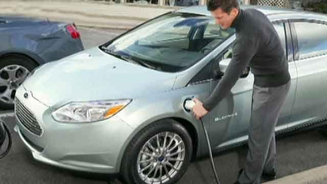 Ford banks on fuel efficient vehicles