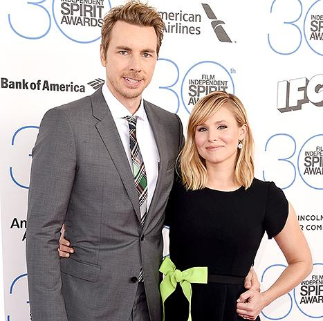 """Kristen Bell: """"I'm Going to Mommy"""" Daughters Lincoln and Delta This Summer, Plant a Garden"""