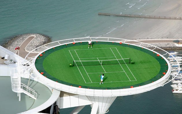 The craziest ever tennis matches