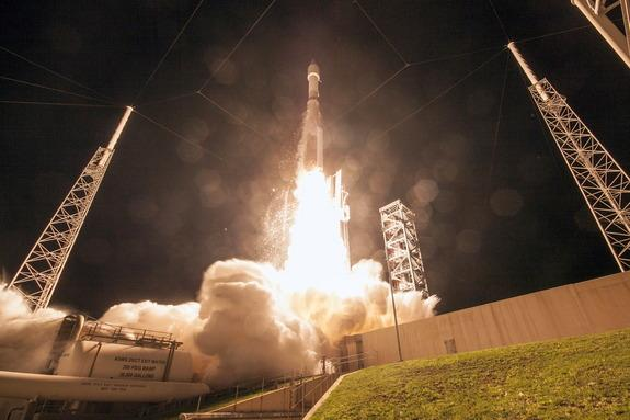 Dazzling Rocket Launch Marks 100th Liftoff for United Launch Alliance