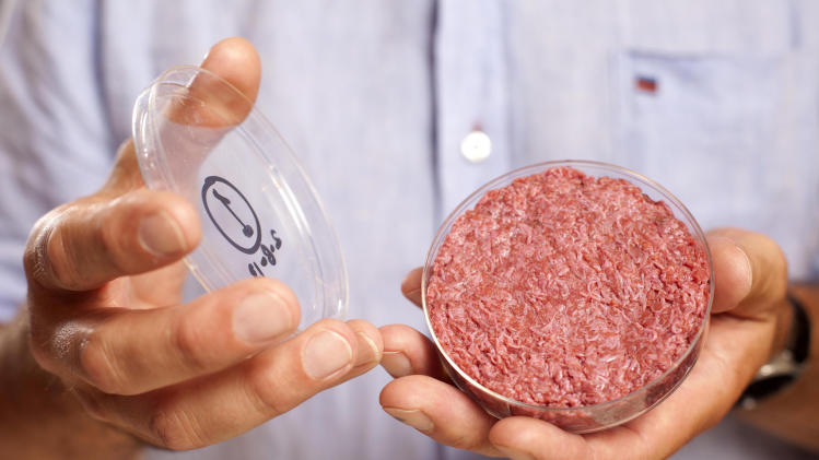 Taste test: Lab-grown hamburger short on flavor