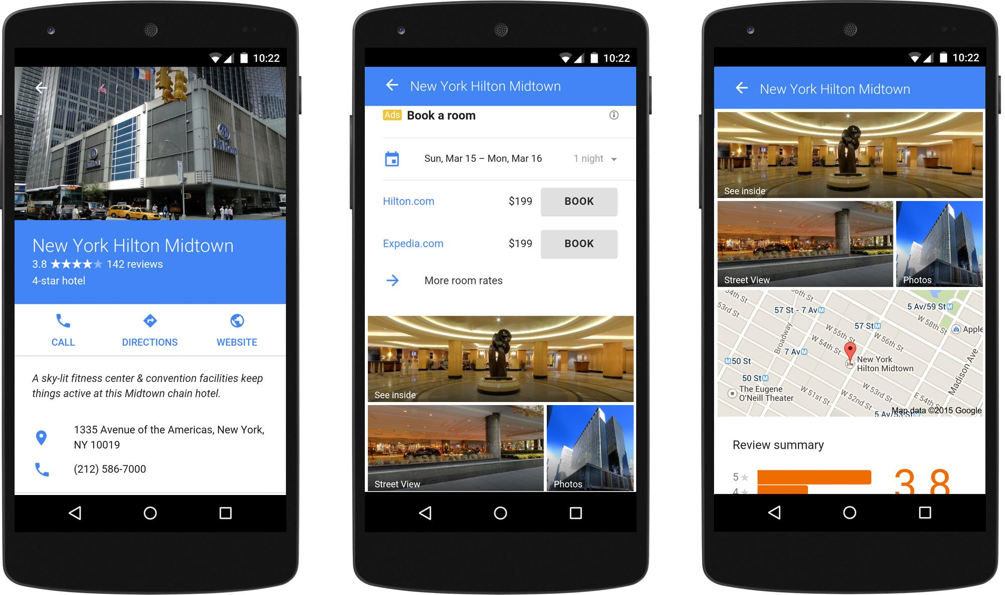 Mobile devices are now the main source of Google search traffic
