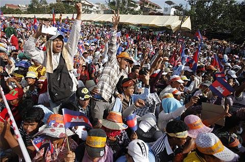 Cambodia's autumn of discontent