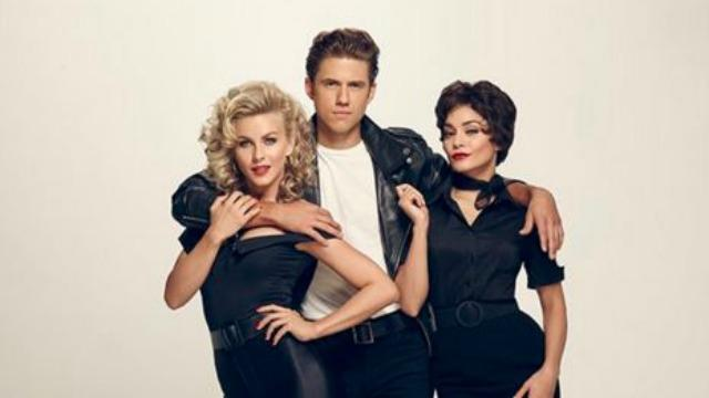 Julianne Hough, Vanessa Hudgens & Aaron Tveit Look Amazing in the First 'Grease: Live' Photos!