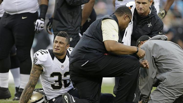 Saints' Payton: S Kenny Vaccaro has broken ankle