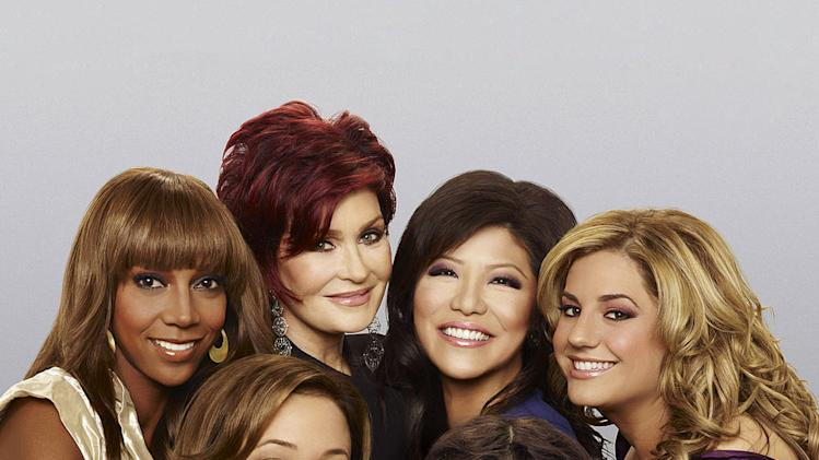 "The cast of ""The Talk."""