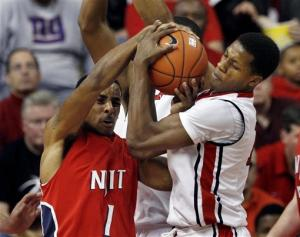 Rutgers uses big 2nd-half run to beat NJIT 77-53