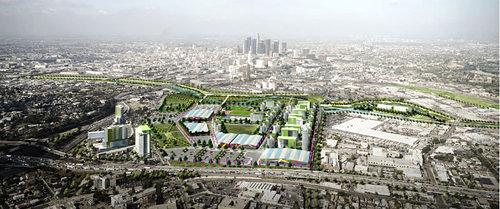 Take Olympic: Details Revealed For the 2024 Olympic Village That Could Permanently Change the Face of the LA River