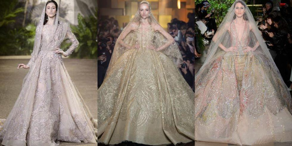 The Most Expensive Wedding Gowns of All Time