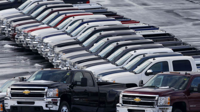 Detroit, Toyota see big US sales gains in January