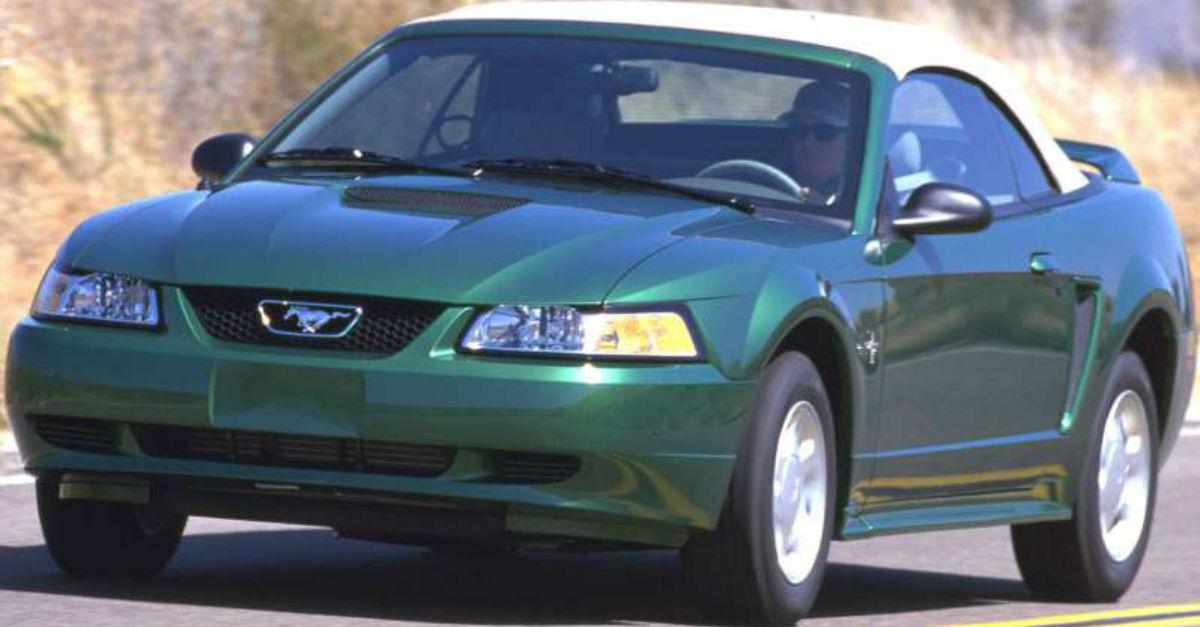 Buying a Used Mustang