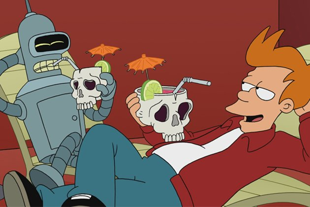 """Futurama""-Season 7 (20th Century Fox Home Entertainment)"