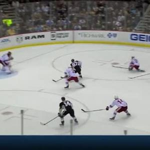Mike Smith Save on Sidney Crosby (16:15/2nd)