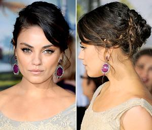 Mila Kunis' Gorgeous Hairstyle at the Oz Premiere: All the Details