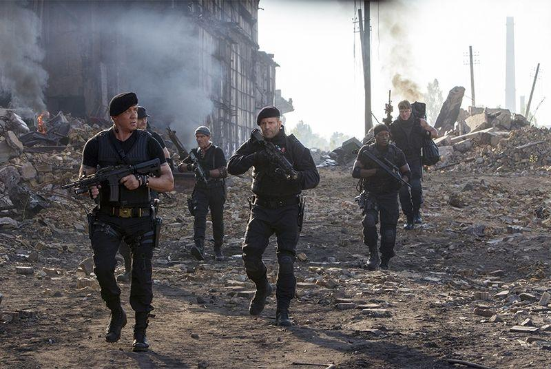 Sylvester Stallone is producing an Expendables TV miniseries
