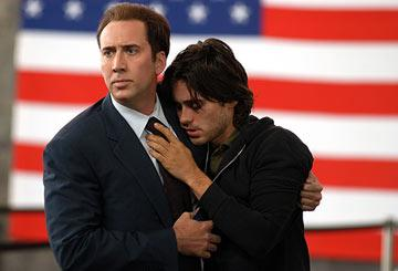 Nicolas Cage and Jared Leto in Lions Gate Films' Lord of War