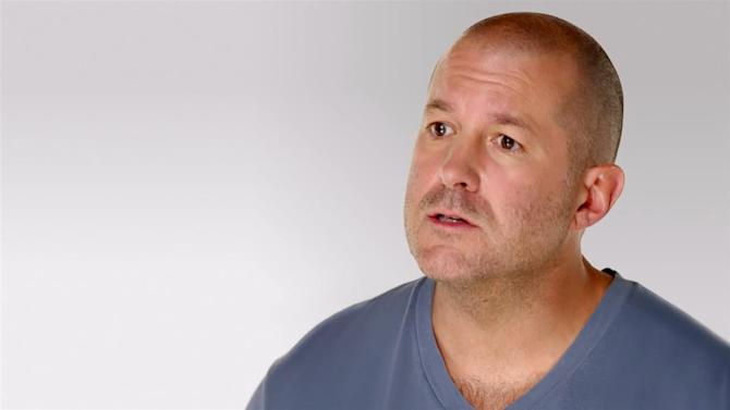 Apple Promotes Jony Ive to Chief Design Officer