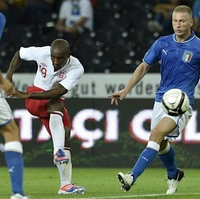 Jagielka, Defoe score as England beats Italy 2-1 The Associated Press Getty Images Getty Images Getty Images Getty Images Getty Images Getty Images Getty Images Getty Images Getty Images Getty Images
