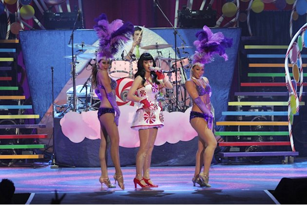 Katy Perry Jakarta