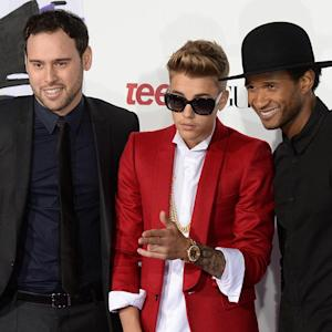 Scooter Braun Discusses Managing Justin Bieber